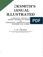 Blacksmiths Manual Illustrated
