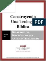 Construyendo Una Teología Bíblica 03