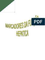 Aula 9 Marcadores da Função Hepaticas 21-10-11