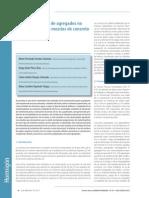 Beneficios Del Uso de Agregados No Convencionales en Mezclas de Concreto