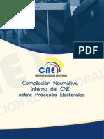 normativa Interna del CNE Procesos Electorales.pdf