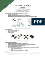 Dioda Daya Dan Aplikasinya Materi1