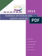 Normas Internas Del Grupo Avatar