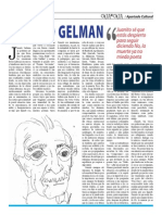 Juanito Gelman (Oja x Oja 2014-01-20)