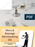 Menu and Beverage Merchandising.notes