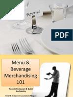 Menu and Beverage Merchandising.notes