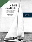 Polliwog Sailboat Plans