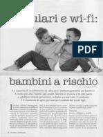 Cellulari e Wi-Fi - Bambini a Rischio