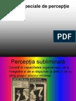 9 perceptia subliminala 2009