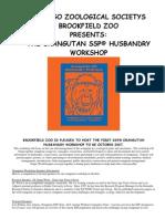 Orangutan Conference