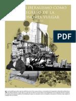 Serrano - El neoliberalismo como regreso de la economía vulgar