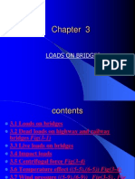 Chapter 3 Loads on Bridge (3)