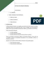 Tema 4_fibras Naturales de Origen Mineral