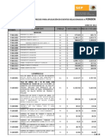 Catalogo Fonden 2012