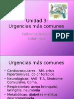 Clase_urgencias cardiologicas