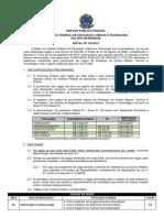 Edital IFRS 152-2013
