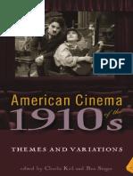 American Cinema 1910s (Edited Charlie Keil)