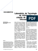 laboratório de Tec Inform criação