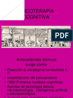 PSICOTERAPIA COGNITIVA 2