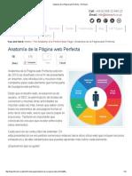 Anatomía de la Página web Perfecta 2