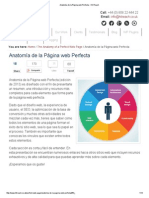 Anatomía de la Página web Perfecta 4