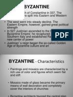 byzantine 2013