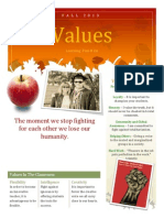 values page