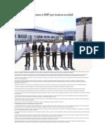 19-01-2014 Puebla on Line - Rosario Robles Reconoce a RMV Por Avances en Salud