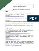 Fuentes Informacion