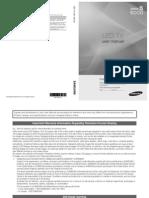 Manual Samsung UN40C500