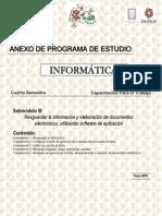 Submodulo - Resguardar La Informacion de Documentos Electronicos