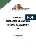 Proyecto Cap Educentro