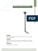 Sembrador Manual de Semillas de Sorgo y Millo.brasil