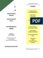 Cuaderno de Investigacion 3 Casos de Mercadotecnia