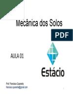 Mecanica dos Solos - Aula 01.pdf