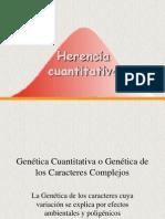 Cap 12. Genetica Cuantitativa
