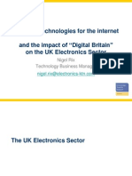 "Enabling Technologies for the Internet and the Impact of ""Digital"