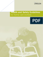 Health and Safety Guidelines