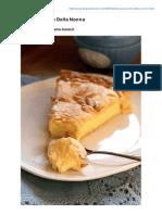 Lauraadamache.ro-tarta Bunicii Torta Della Nonna
