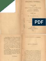 Mirabeau Discursos