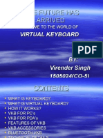 Virtual Keyboard 1