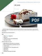 Lauraadamache.ro-cheesecake Cu Lapte de Cocos