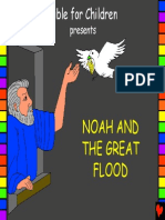 Noah and the Great Flood English,