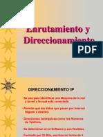 Capitulo 10 Direccionamiento IP