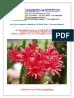Listino Prezzi Geosism & Nature