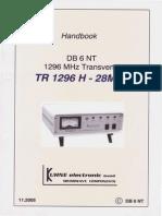 TR1296H-28 transverter