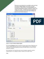Configuracion de Pagina Para Tesis de Grado
