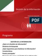 Ppt Gestion Informacion