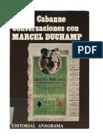 4.1.5. Cabanne - Conversaciones Con Marcel Duchamp