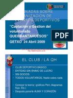 4. Quebrantahuesos - Captacion y Gestion Del VoluntariadoB